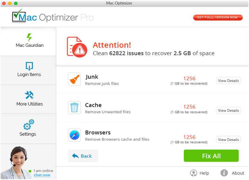 Mac Optimizer Pro