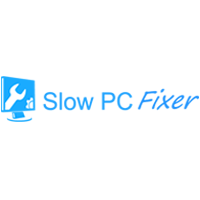 Slow PC Fixer Logo