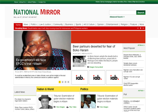 National Mirror